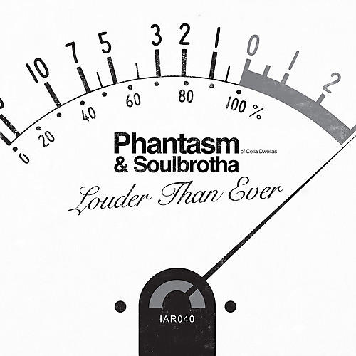 Alliance Phantasm (Of Cella Dwellas) / Soulbrotha - Louder Than Ever / Louder Than Ever Brooklyn Remix