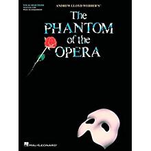 Hal Leonard Phantom Of The Opera - Vocal Selections (Voice With Piano Accompaniment)