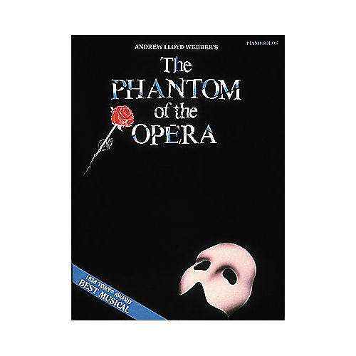 Hal Leonard Phantom of the Opera - Andrew Lloyd Webber
