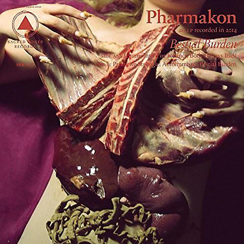 Alliance Pharmakon - Bestial Burden (Bruise LP)