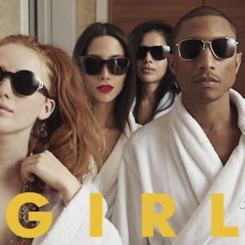 Alliance Pharrell Williams - G I R L