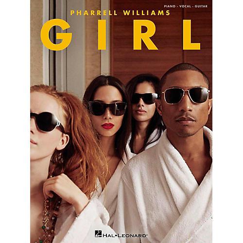 Hal Leonard Pharrell Williams - Girl for Piano/Vocal/Guitar
