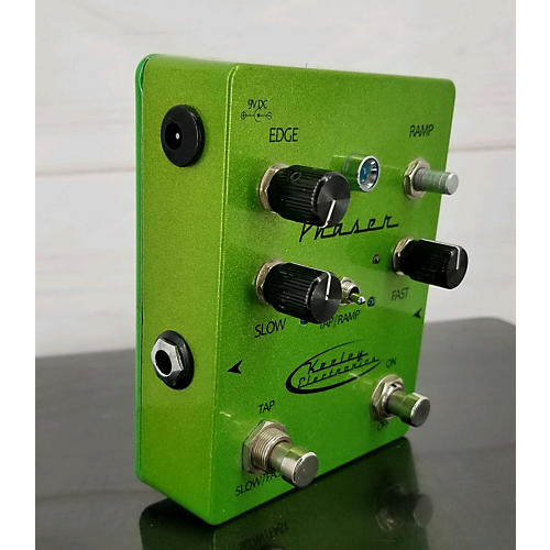 Keeley Phaser Green Effect Pedal