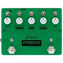 Open BoxEmpress Effects Phaser Guitar Effects Pedal