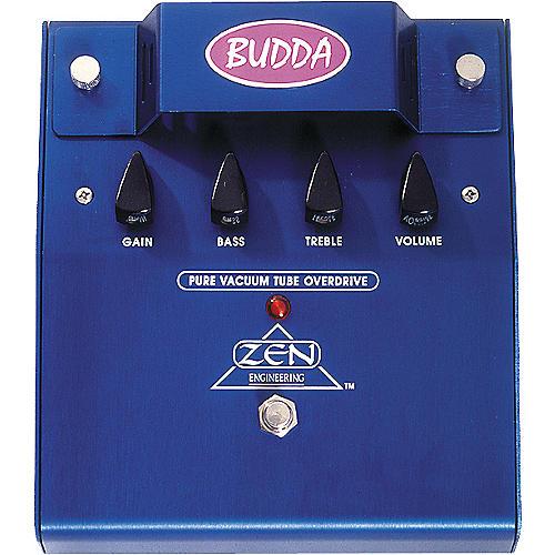 Budda PhatBass Bass Distortion Pedal