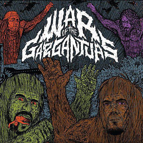 Alliance Phil Anselmo - War of the Gargantuas