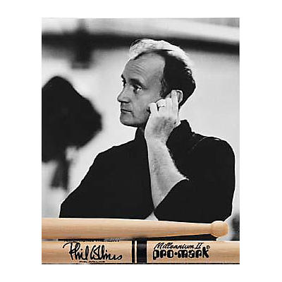 Promark Phil Collins Autograph Series Drumsticks