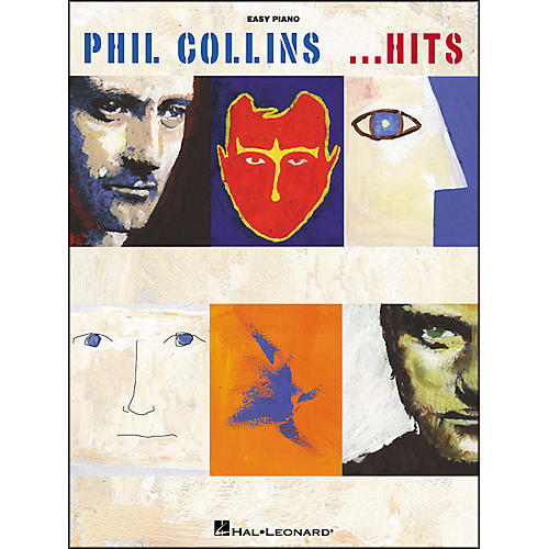 Hal Leonard Phil Collins Hits for Easy Piano