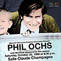 Alliance Phil Ochs - Live In Montreal 10/22/66 thumbnail