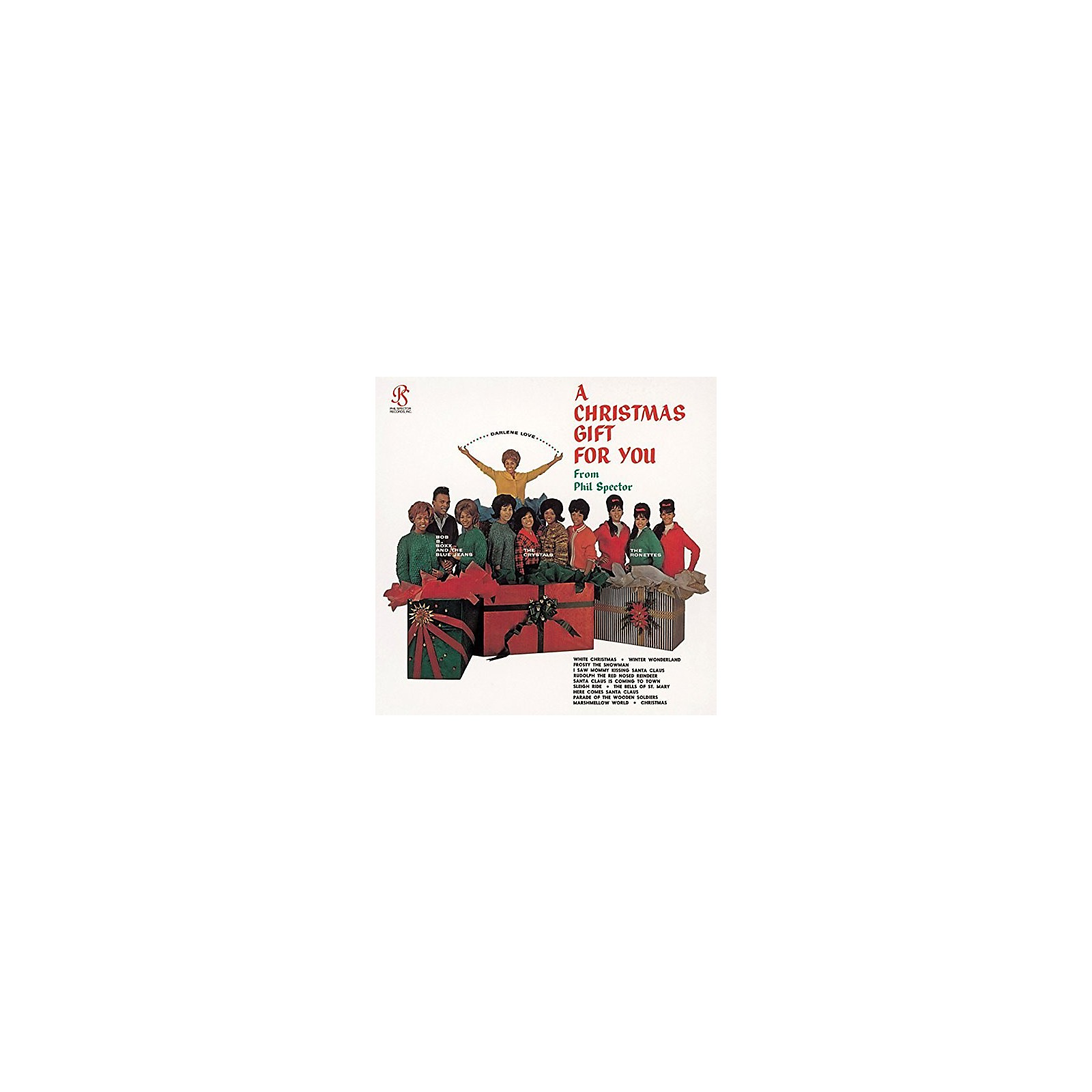 Alliance Phil Spector - Christmas Gift for You from Phil Spector
