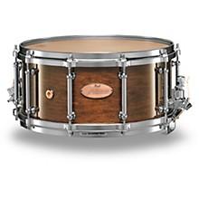 Philharmonic 6-Ply Maple Snare Drum High Gloss Walnut Bordeaux 13x4