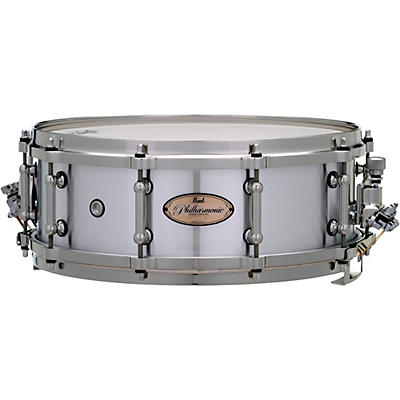 Pearl Philharmonic Cast Aluminum Snare Drum