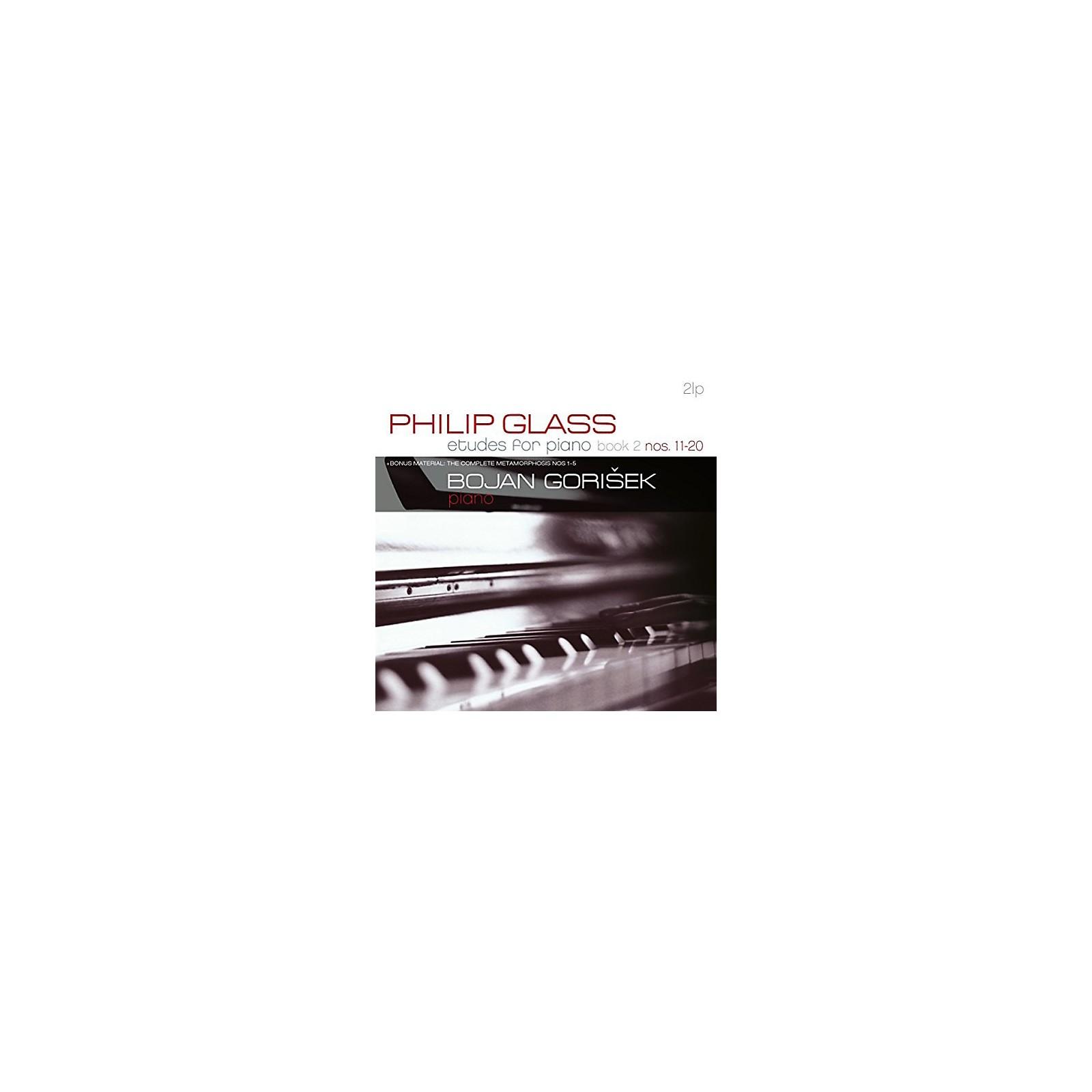 Alliance Philip Glass: Etudes For Piano 11-20 / Metamorphosis 1-5
