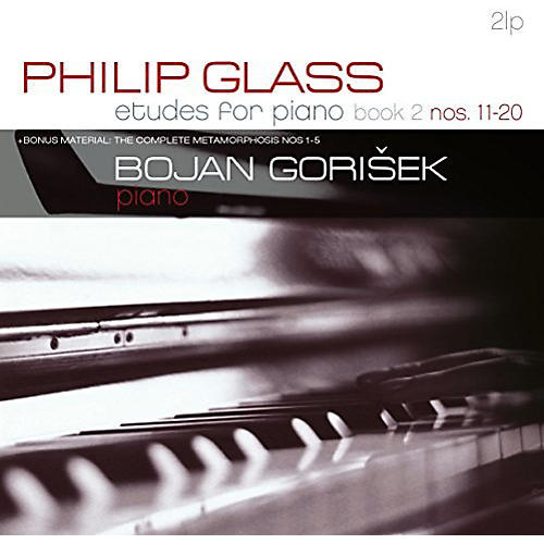 Alliance Philip Glass: Etudes For Piano 11-20 / Metamorphosis 1-5