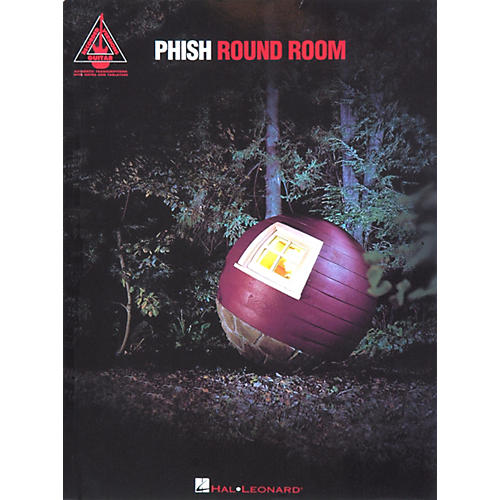 Hal Leonard Phish - Round Room Book