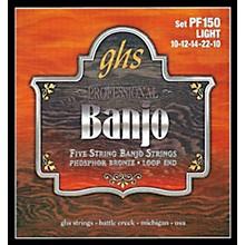 GHS Phosphor Bronze 5-String Banjo Strings Light