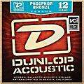 Dunlop Phosphor Bronze Light Acoustic Guitar Strings thumbnail