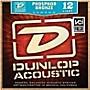 Dunlop Phosphor Bronze Light Acoustic Guitar Strings