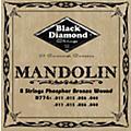 Black Diamond Phosphor Bronze Mandolin Strings thumbnail