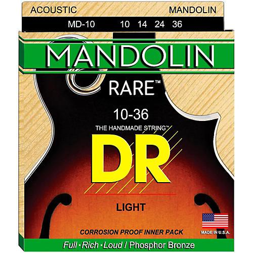 DR Strings Phosphor Bronze Mandolin Strings
