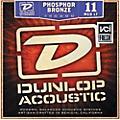 Dunlop Phosphor Bronze Medium Light Acoustic Guitar Strings thumbnail