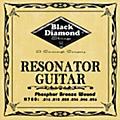 Black Diamond Phosphor Bronze Resonator Guitar Strings thumbnail