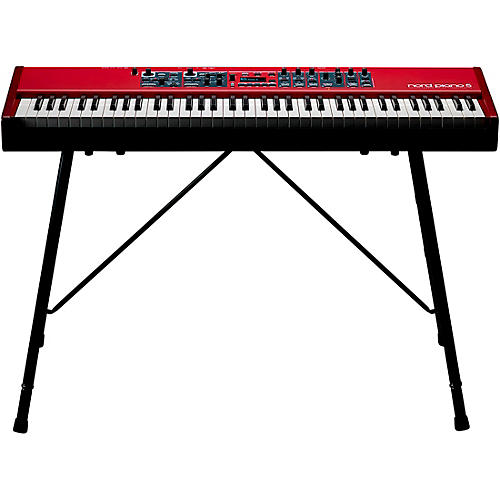 Nord Piano 5 73 and Matching EX Stand