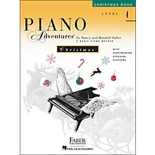 Faber Piano Adventures Piano Adventures Christmas Book Level 4 - Faber Piano