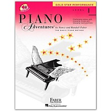 Faber Piano Adventures Piano Adventures Gold Star Performance Level 1 - Faber Piano (Book/Online Audio)