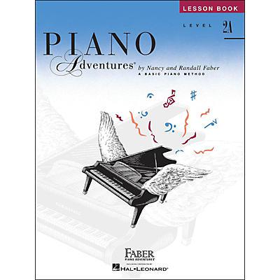 Faber Piano Adventures Piano Adventures Lesson Book Level 2A
