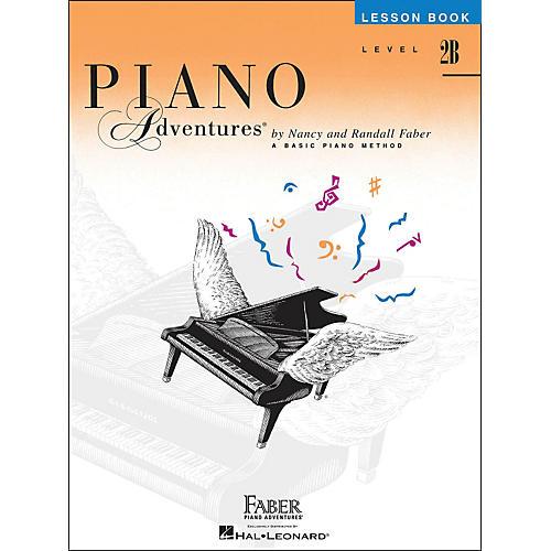 Faber Piano Adventures Piano Adventures Lesson Book Level 2B