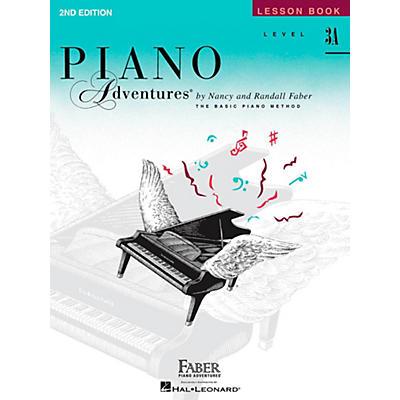 Faber Piano Adventures Piano Adventures Lesson Book Level 3A