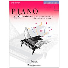 Faber Piano Adventures Piano Adventures Level 1 Lesson Book 2nd Edition