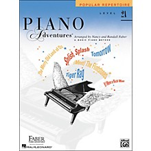 Faber Piano Adventures Piano Adventures Popular Repertoire Level 2A - Faber Piano