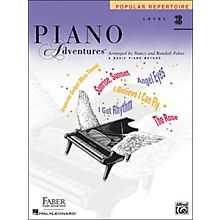 Faber Piano Adventures Piano Adventures Popular Repertoire Level 3 B - Faber Piano