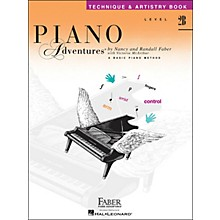 Faber Piano Adventures Piano Adventures Technique & Artistry Book Level 2B