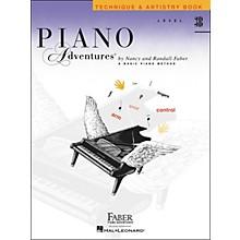 Faber Piano Adventures Piano Adventures Technique & Artistry Book Level 3B - Faber Piano