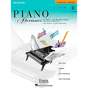 faber piano adventures piano adventures theory book level. Black Bedroom Furniture Sets. Home Design Ideas