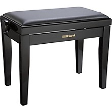 Open Box Roland Piano Bench with Cushioned Seat
