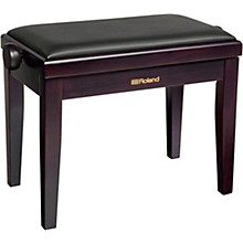 Open BoxRoland Piano Bench with Cushioned Seat