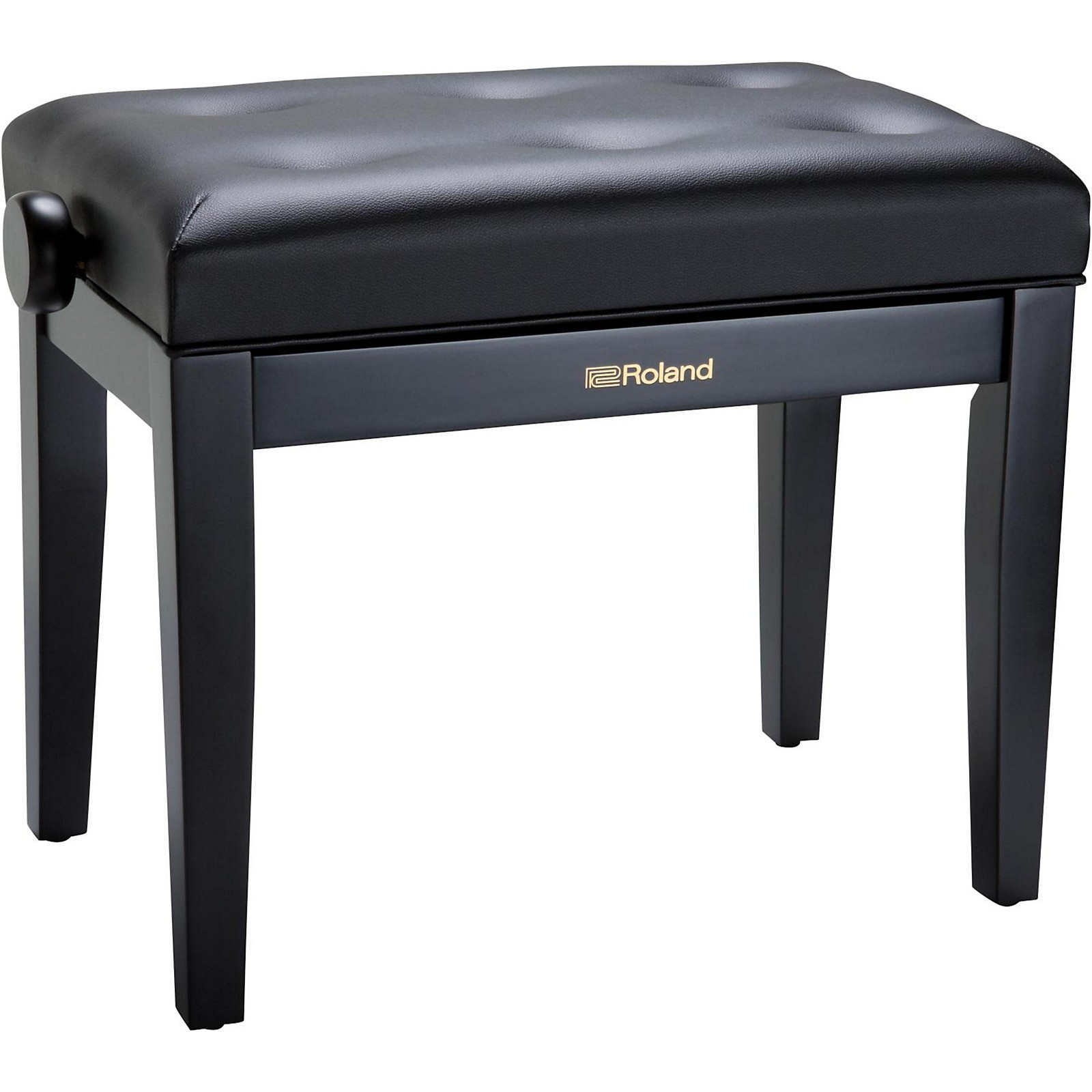 Roland Piano Bench with Cushioned Seat