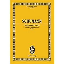 Eulenburg Piano Concerto in A minor, Op. 54 Schott Series