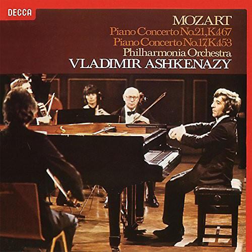 Alliance Piano Concertos Nos 17 & 21