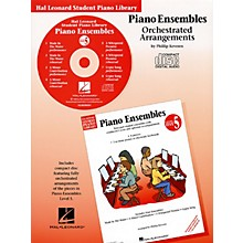 Hal Leonard Piano Ensembles - Level 5 - CD (Hal Leonard Student Piano Library) Piano Library Series CD