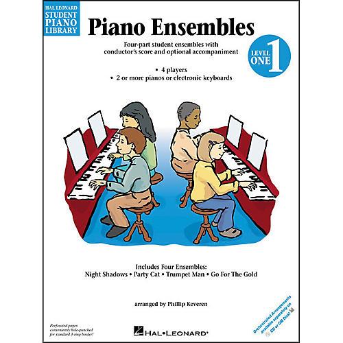 Hal Leonard Piano Ensembles Book 1 Hal Leonard Student Piano Library