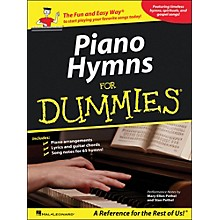 Hal Leonard Piano Hymns for Dummies PVG Songbook