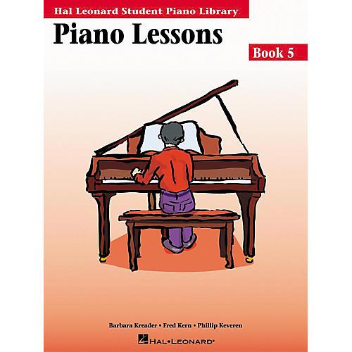 hal leonard piano lessons book 5 hal leonard student piano library musician 39 s friend. Black Bedroom Furniture Sets. Home Design Ideas