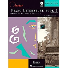Faber Piano Adventures Piano Literature - Book 1 Developing Artist Original Keyboard Classics Book with CD