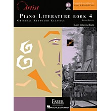 Faber Piano Adventures Piano Literature - Book 4 Developing Artist Original Keyboard Classics Book with CD