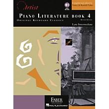 Faber Piano Adventures Piano Literature - Book 4 Developing Artist Original Keyboard Classics Book with CD